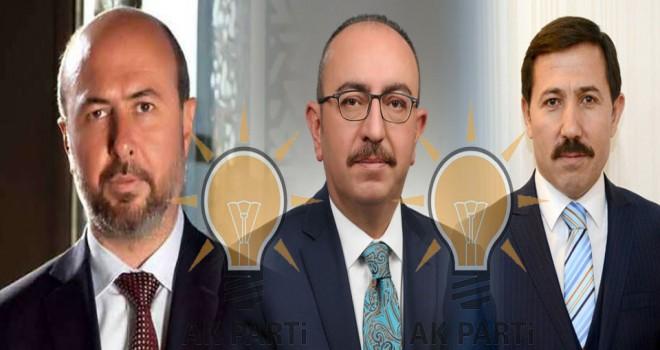 AK Parti'nin ilçe adayları belli oldu