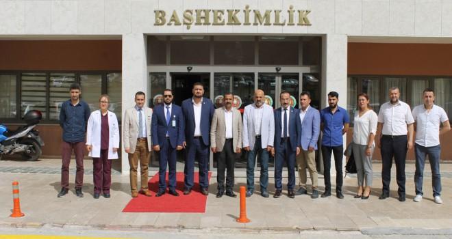 Memiş'ten Konya ziyareti