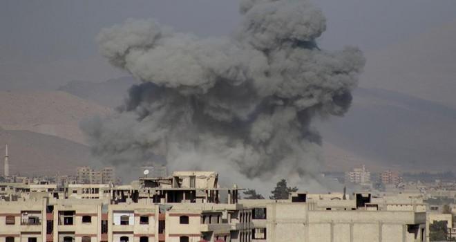 Esed rejimi Doğu Guta'da 4 günde 45 sivili öldürdü