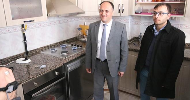 Beyşehir'de doğalgaz dönemi