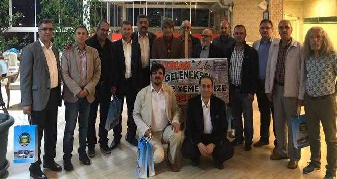 Yunaklılar Ankara'da buluştu