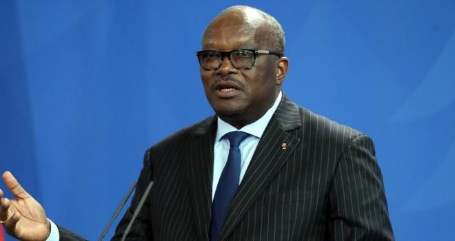Burkina Faso'da Cumhurbaşkanı Kabore 2020'de aday olacak