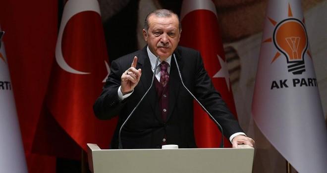Cumhurbaşkanı Erdoğan: Dünya 5'ten büyüktür, 1'den haydi haydi büyüktür