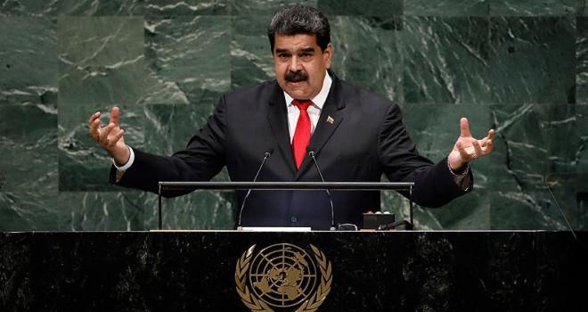 Maduro'dan BM'ye 'suikast girişimini soruşturun' çağrısı