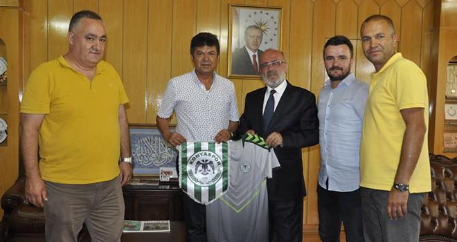 Konyaspor'dan yeni proje
