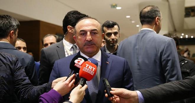 Dışişleri Bakanı Çavuşoğlu: Salih Müslüm, başka ülkeye giderse de peşini bırakmayacağız
