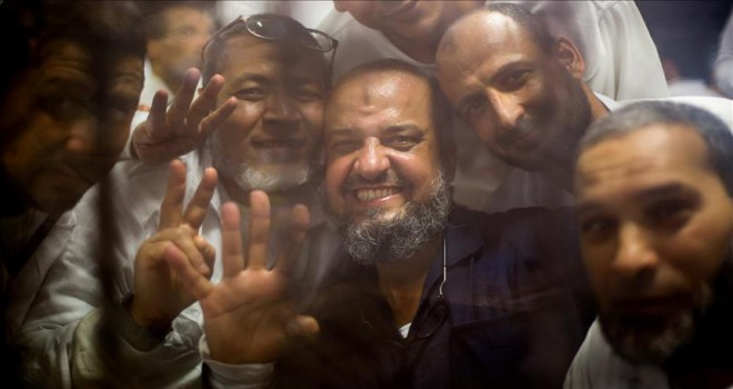 İhvan yöneticilerinin de aralarında bulunduğu 75 kişiye idam kararı