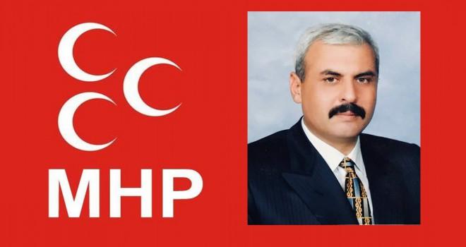 Türkoğlu MHP'den aday adaylığını açıkladı
