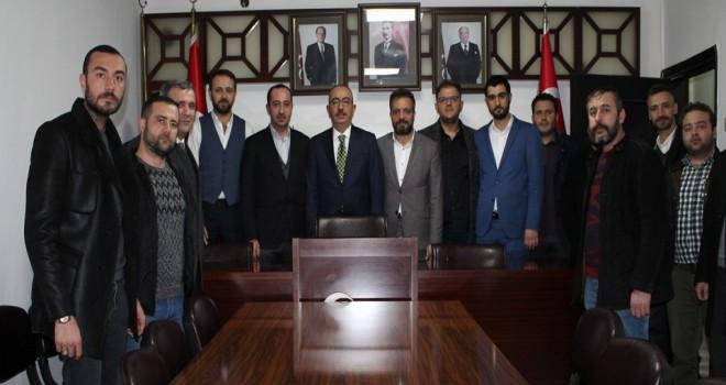MHP Meram'dan Kavuş'a tam destek