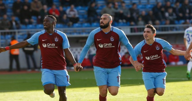 'İkinci yarı bambaşka Trabzonspor göreceğiz'