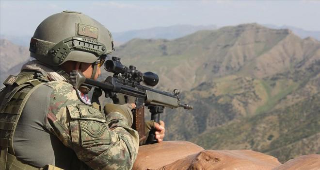 Siirt'te 3 PKK'lı terörist etkisiz hale getirildi
