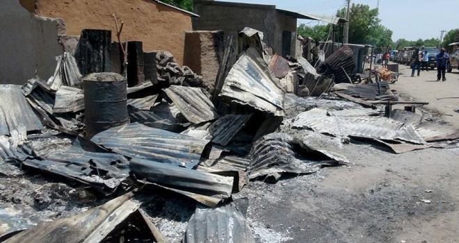 Nijerya'da Boko Haram saldırıları 14,8 milyon kişiyi etkiledi