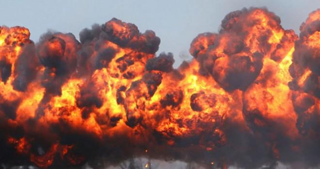 Afganistan'da patlama ölü ve yaralılar var