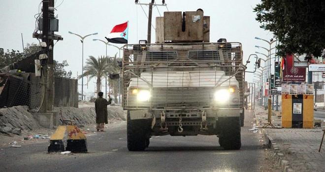 Aden'deki çatışmalarda 36 kişi öldü