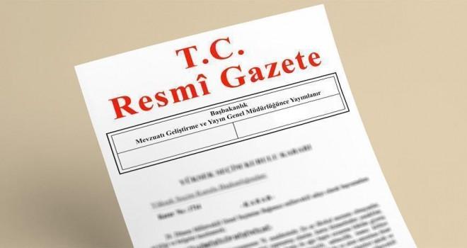 Diyanet İşleri Başkanlığına ait atama kararları Resmi Gazete'de