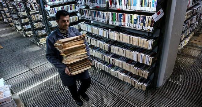 'Türkiye'deki her yayının bir nüshası bu kütüphanede'