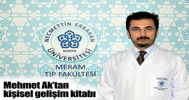 Mehmet Ak'tan kişisel gelişim kitabı
