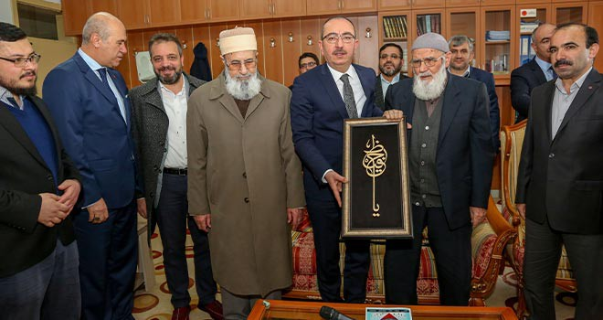 Kavuş, mezun olduğu Havzan Kur'an Kursu'nda