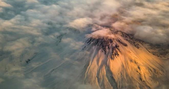 Kayseri'nin güzellikleri havadan görüntülendi