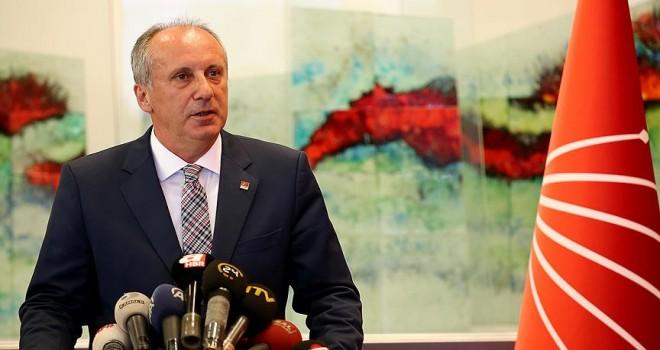 Muharrem İnce'den Kılıçdaroğlu ziyareti sonrası açıklama