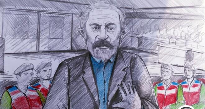 FETÖ sanığı Ahmet Altan'ı mahkeme başkanı 3 kez uyardı