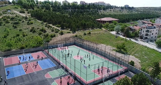 Beyşehir'e 4 yeni saha