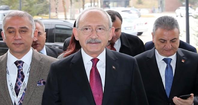 CHP Genel Başkanı Kılıçdaroğlu: Bu karar Ortadoğu'nun barışı için son derece önemli