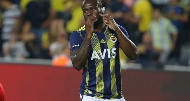 Fenerbahçe'ye Moses şoku