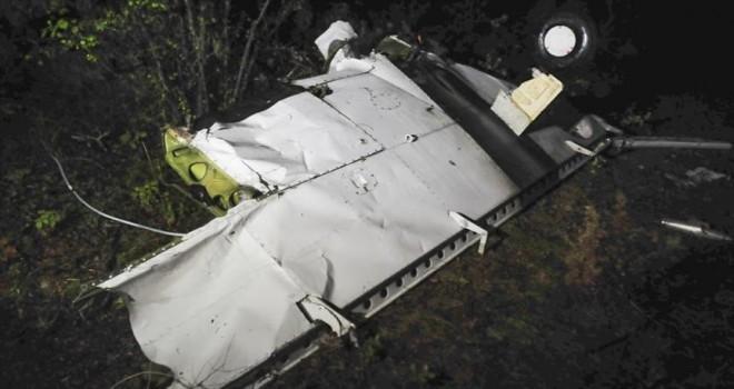 Eğitim uçağı düştü: 4 ölü
