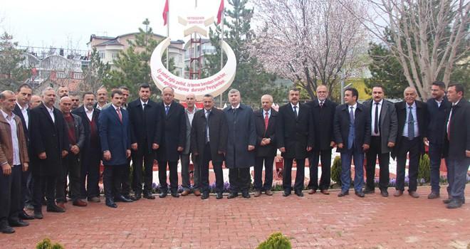 Milletvekilleri Seydişehir'de