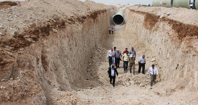 DSİ'den Konya'ya müjde