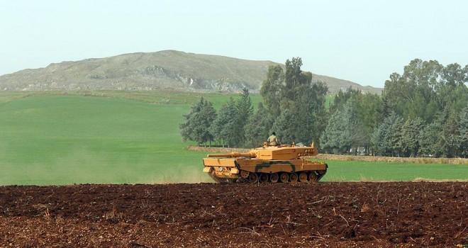 Zeytin Dalı Harekatı'nda bir asker şehit düştü