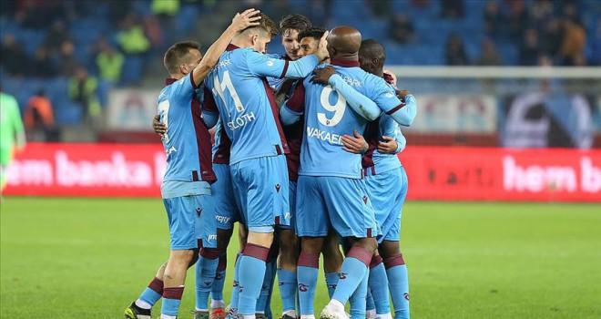 Trabzonspor kupada kazandı