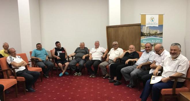 Eski meclis üyeleri buluştu