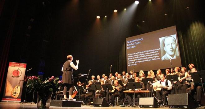 Hollanda'da Türk klasik müziği konseri
