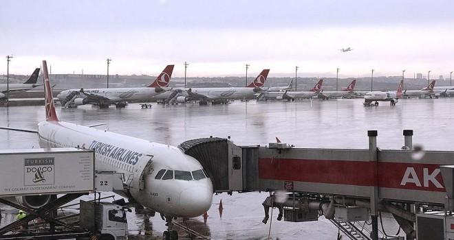 İstanbul'da sağanak hava ulaşımını etkiledi