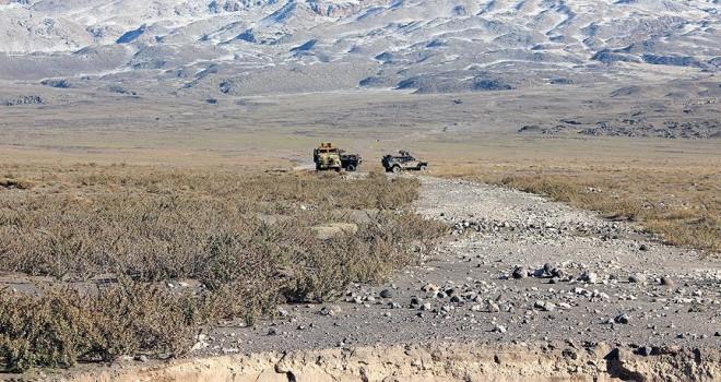 Teröristlerden Türkiye-İran doğalgaz boru hattına sabotaj girişimi