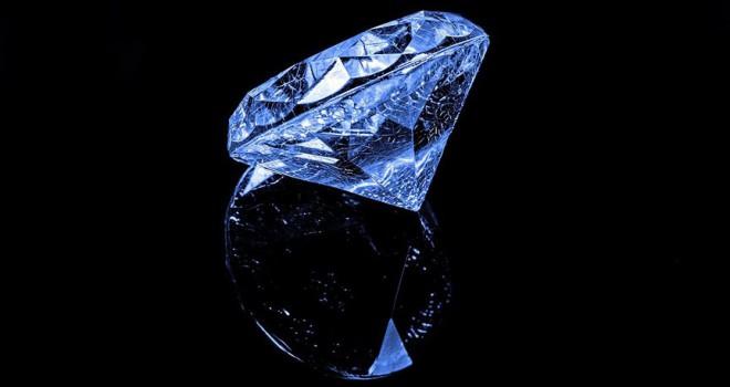 Botsvana'da nadir rastlanan mavi elmas bulundu