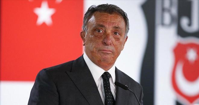 Galatasaray Kulübünden Beşiktaş Başkanı Çebi'ye tepki