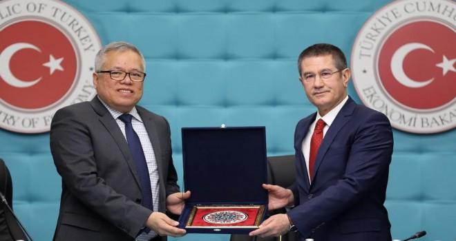 Türkiye-Filipinler 1. Dönem KEK Toplantısı yapıldı
