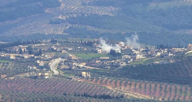 Afrin'de Şeyh Mehmetli köyü teröristlerden temizlendi