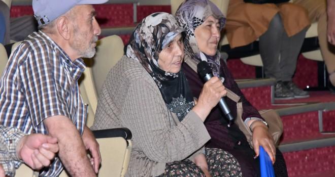 Karatay'da söz vatandaşta