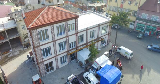 Üzümlü, Kültür Merkezi tamam