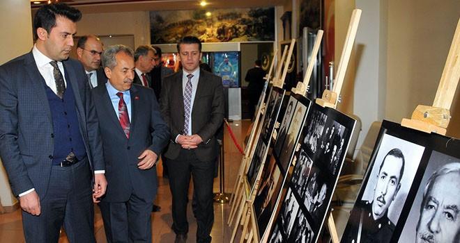 Akşehir Belediyesi Tarık Buğra'yı andı