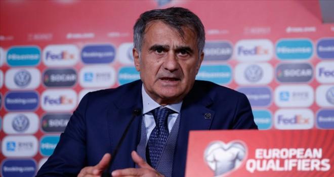 Güneş: EURO 2020'ye katılacağımızı söyleyebiliriz