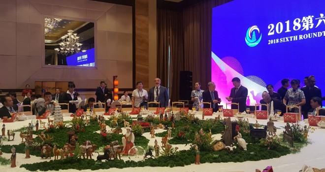 İpek Yolu Şehirler Birliği  Toplantısı Çin'de yapıldı