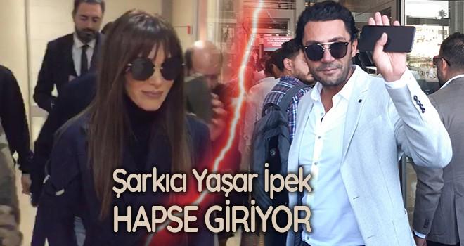Şarkıcı Yaşar İpek bugün Metris Cezaevi'ne götürülecek