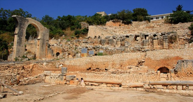Mersin'deki antik kentte yeni dönem kazı çalışmaları başladı