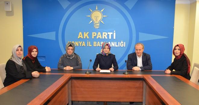 Gönül Adımları çalıştayı Konya'da