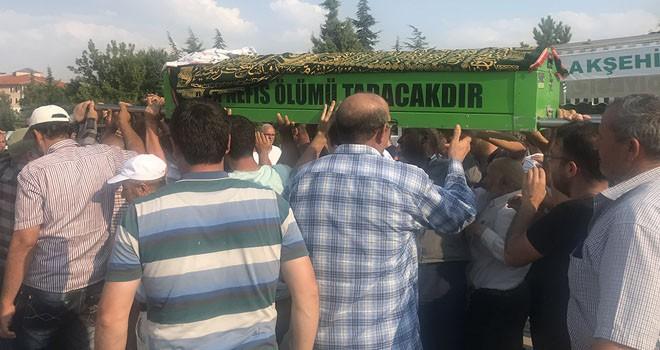 Konya'daki trafik kazası